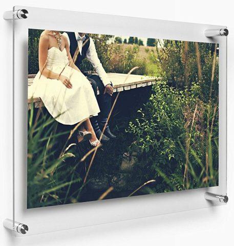Acrylic Poster Frame Image