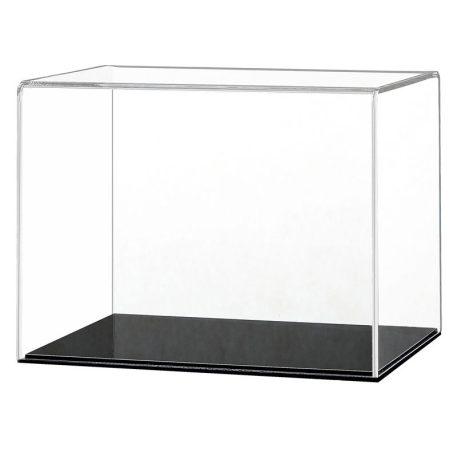 Main Image for Custom Sized Acrylic Display Case with a Flat Acrylic Base