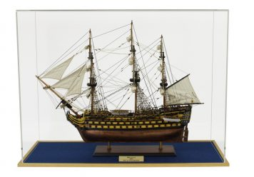 Image for Model Ship Display Case