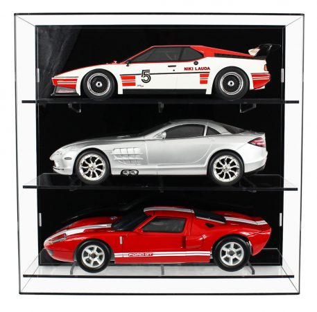 1:12 Scale Car Display Cabinet Image