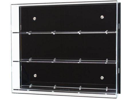 3 Shelf Wall Display Cabinet
