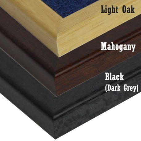Wood Colour Chart